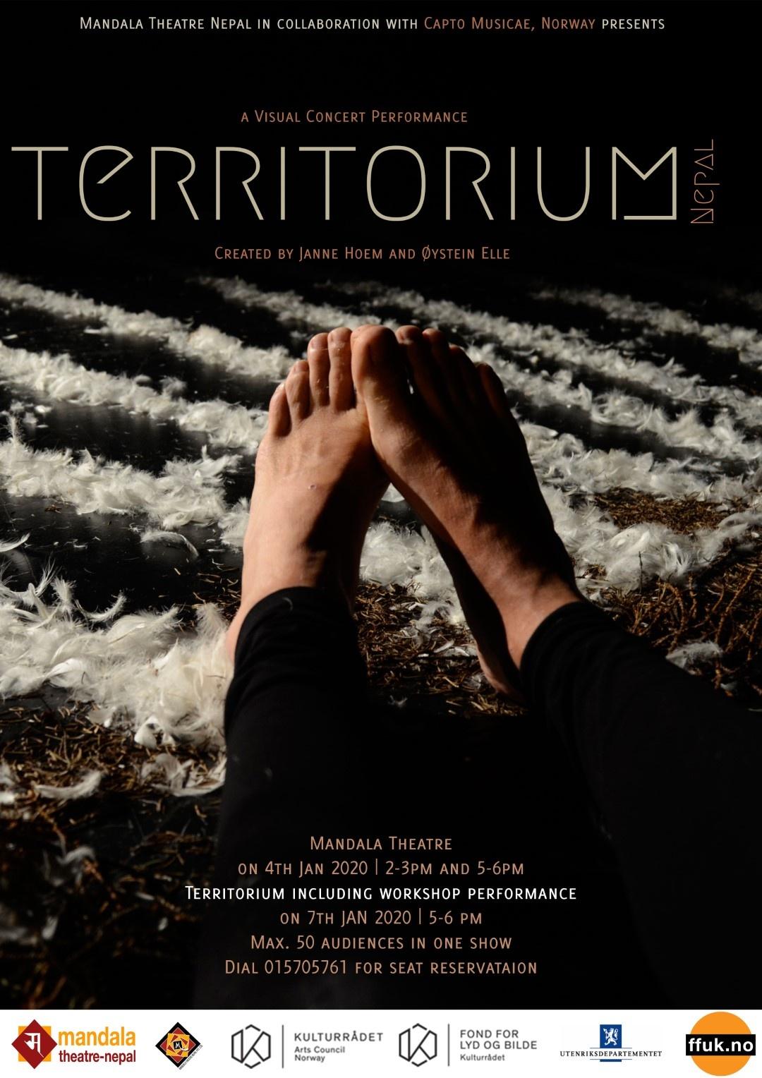 Territorium Nepal – a Visual Concert Performance