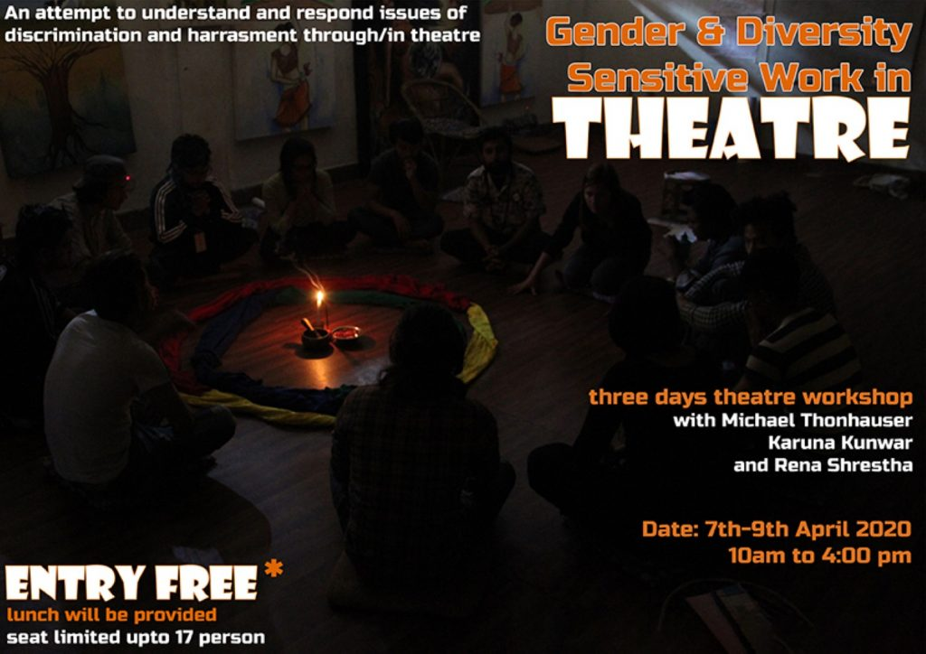 Gender and Diversity Sensitive Work in Theatre (Open Call) 1