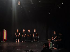 Peace-building activities by Mandala Theatre-Nepal in 2020