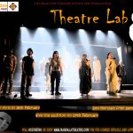 theatre lab 8 poster