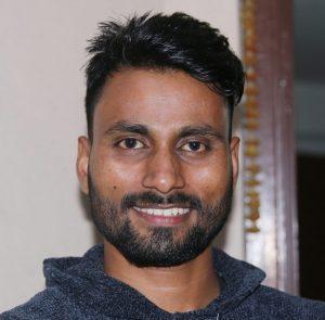 Head-shot of Anil Kurmie