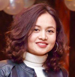 Head-shot of Sarita Kathayat