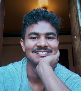 Head-shot of Shiva Pariyar