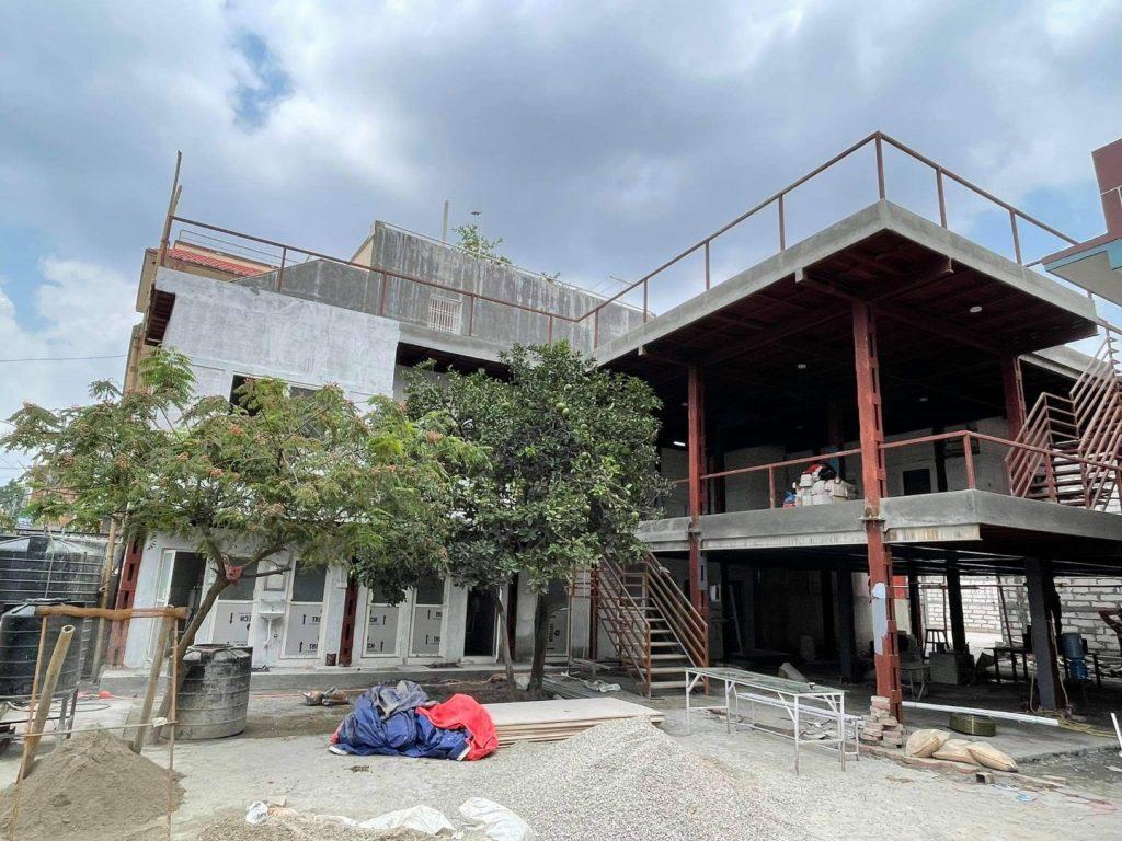 Mandala's comprehensive theatre space at Thapagaun, Kathmandu 2